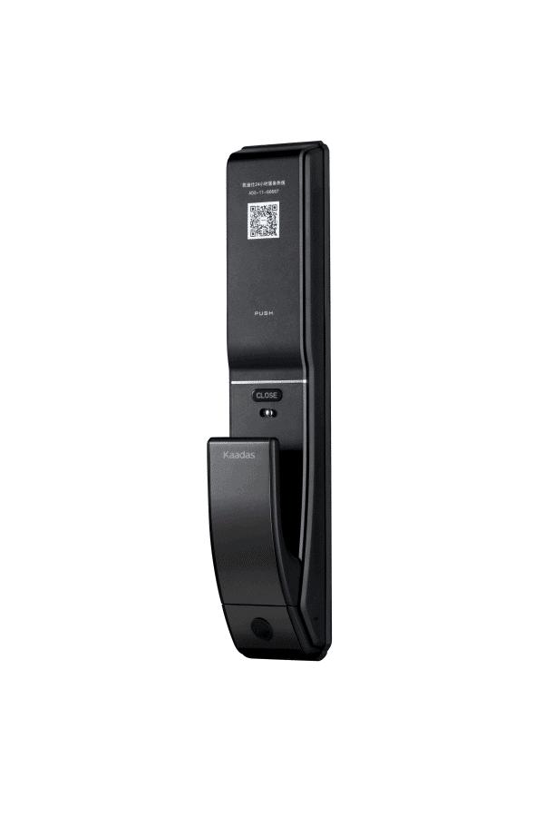 Kaadas K9 Digital Lock Black Side Back Profile