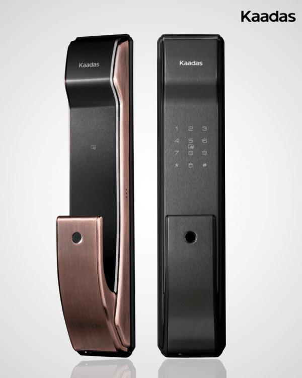 Kaadas-K9-push-pull-mortise-digital lock