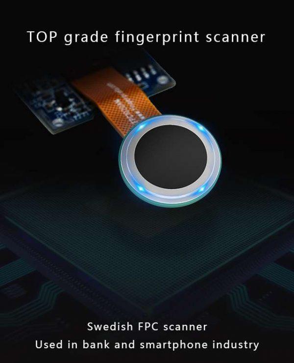 Kaadas M9 DIgital Lock Swedish FPC Fingerprint