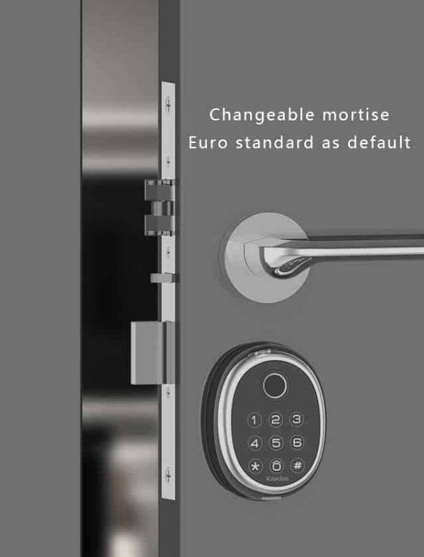 Kaadas M9 DIgital Lock Euro Standard Mortise
