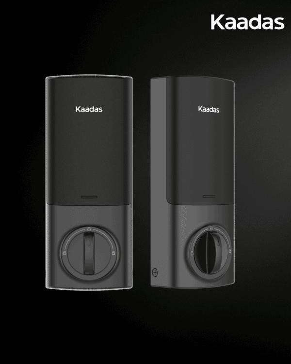 Kaadas-RXC-digital-deadbolt-lock-black-3