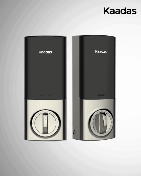 Kaadas-RXC-digital-deadbolt-lock-satin nickel-3